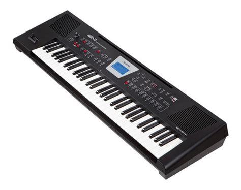 teclado roland bk  mercado libre