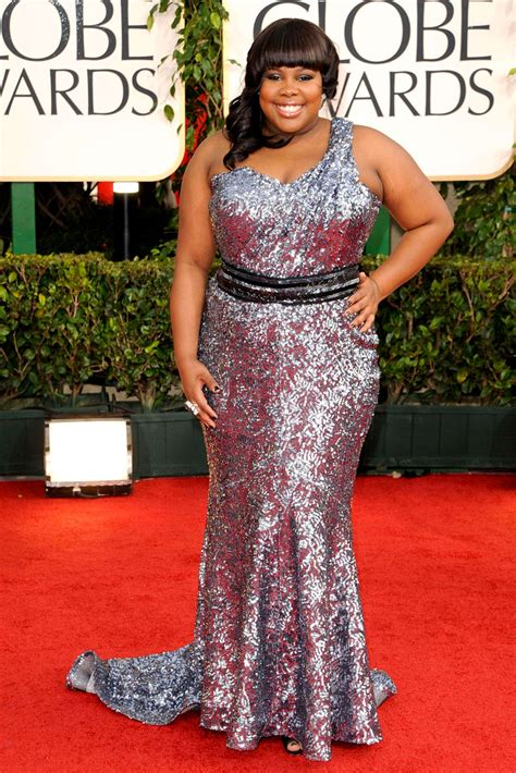 glee star amber riley  emotional   opens