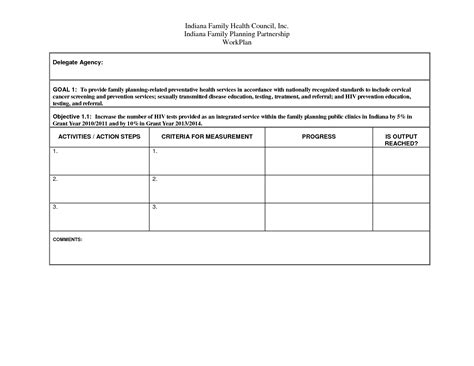work program template best photos of sle program work plan sle work plan