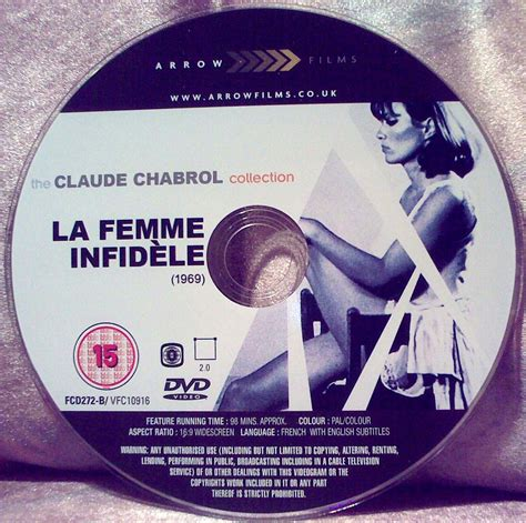 claude chabrol femme infidele arde arvioi claude chabrol la femme infid 232 le