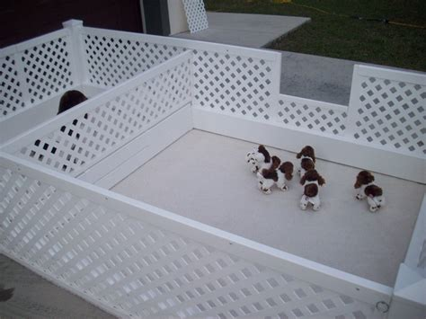 diy puppy pen puppy corral my whelping box dynamic whelping box and puppy pen system