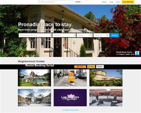 Exclusive Youclone Clone Script Murah renters airbnb clone rental booking script 99 clone scripts
