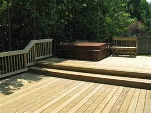 wood deck installers in hampton roads va acdecks