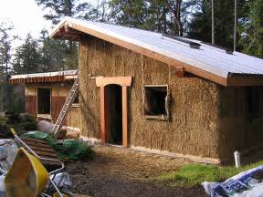 strawbale construction inspirational