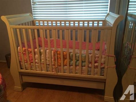 Pali Cribs For Sale by Shabby Chic Pali Crib Plus Extras For Sale In Irvine