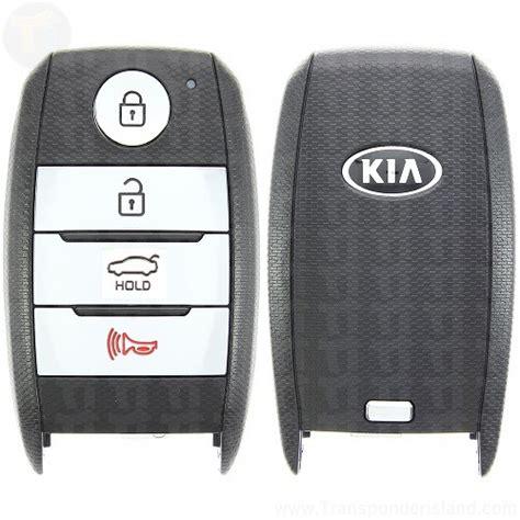 2014 Kia Forte Key Kia Forte Smart Key 4 Button Trunk 95440 A7500
