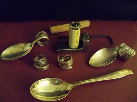 how to bend silverware to make jewelry best 25 spoon bending ideas on diy spoon