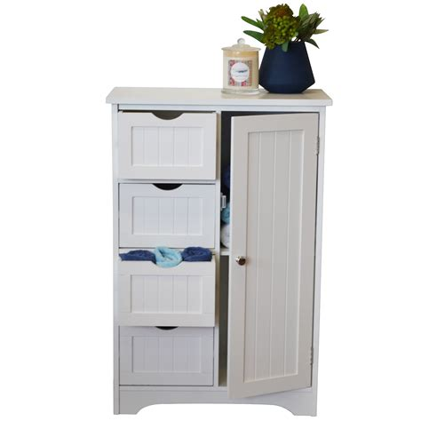 Odessa Bathroom Furniture New Odessa Multi Purpose Bathroom Cabinet In Home Furniture Style Cupboards Ebay