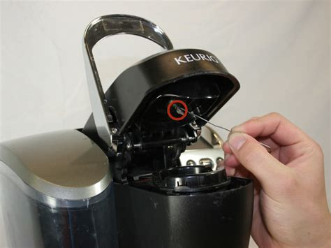How to Clean the Keurig K75 Platinum Brewing System Needle   iFixit
