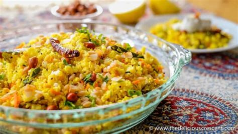 Cauliflower Lemon Rice (Indian Style) | The Delicious Crescent Lemon Rice Recipe South Indian Style