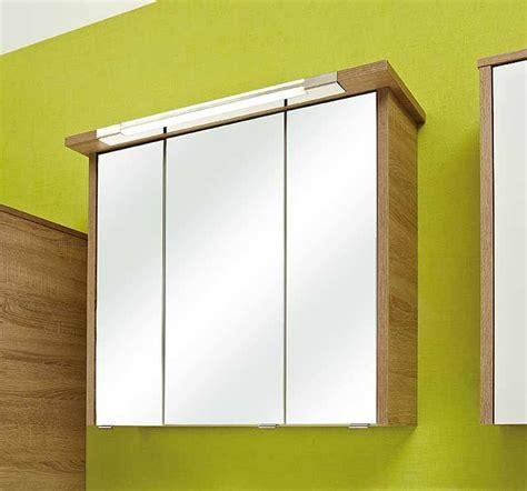 spiegelschrank 75 cm breit pelipal spiegelschrank lagos 75 cm eiche natur badm 246 bel
