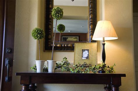 foyer table ideas hallway entrance table ideas stabbedinback foyer