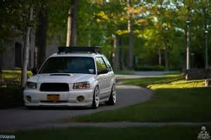 Subaru Forester Stance Lord We Are Loving This Subaru Forester Xt Looking Clean And Ready Via