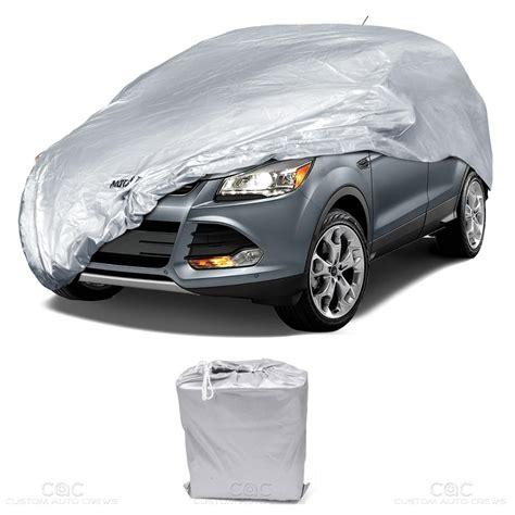 motor trend cover motor trend car cover waterproof uv resistant for 4 door