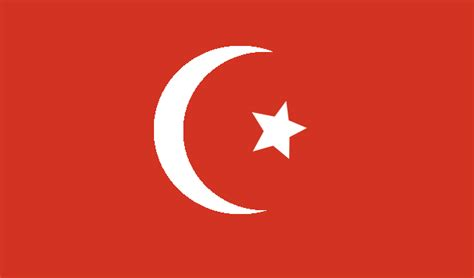 Ottoman Empire Flag 1914 eginfo flag of