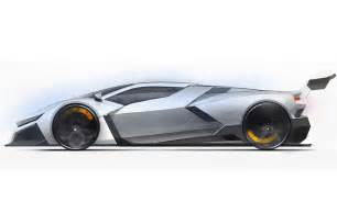 Lamborghini Design The Car Lamborghini Cnossus Concept Design What Do You