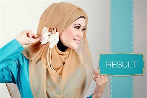 tutorial hijab paris segiempat simple cara make up pengantin terkini hairstylegalleries com
