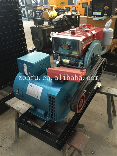 15kw home used silent water cooled diesel generator for