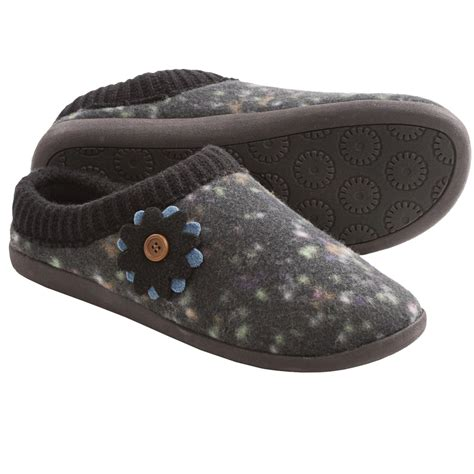 slippers for comfy by daniel green mackenzie floral slippers for