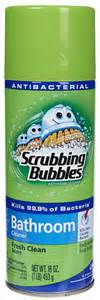stock up on pledge or scrubbing bubbles for as low as 0