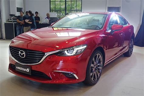 mazda 6 philippines mazda 6 has been improved top gear ph