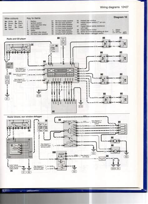 2009 vw cc wiring diagram fuse box and wiring diagram