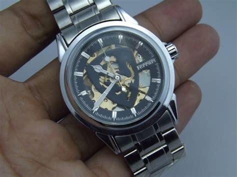 Jam Tangan Q Q Transparant jam tangan transparant automatic