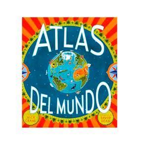 atlas del mundo 8416363986 atlas del mundo