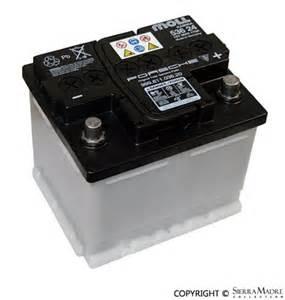 Porsche 911 Battery Porsche Parts Battery 36ah 911 69 73
