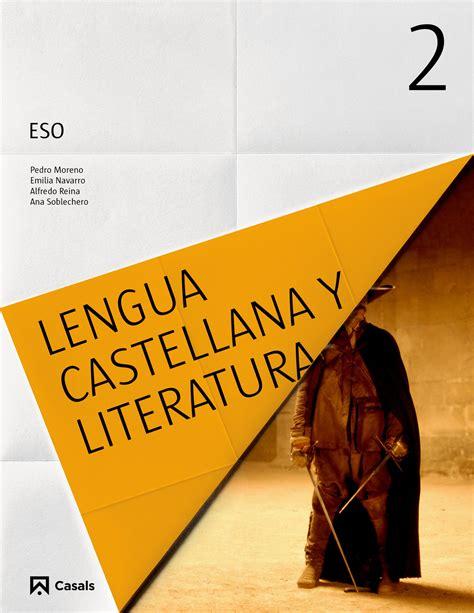 lengua castellana y literatura 8468015776 2eso lengua castellana y literatura 2 eso lomce 2016 aa vv libro en papel 9788421860946