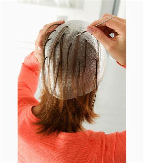 como hacer rayitos con aluminio part2 mechas en pelo corto 2 maneras f 225 ciles de hacerlas