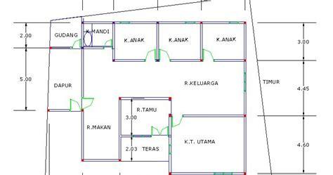 tutorial menggambar desain interior cara menggambar desain rumah dengan autocad tutorial