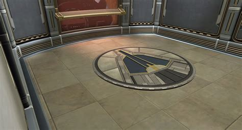 zakuul command tile decoration swtor strongholds