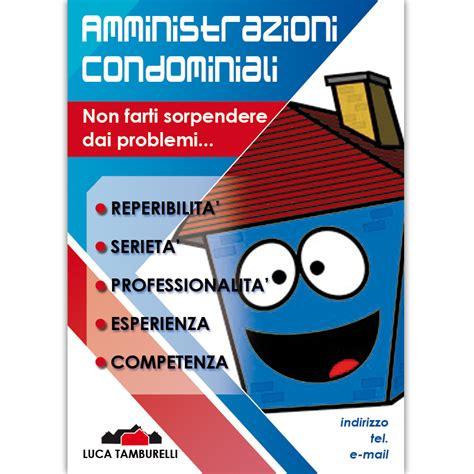 volantino per pubblicit 224 nuovo ufficio amministrazione