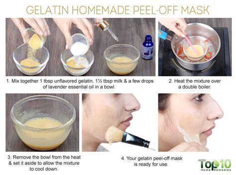 Geletin Detox by Peel Masks For Glowing Spotless Skin Top