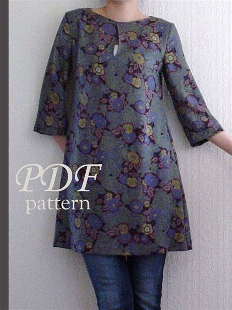 pattern dress free pdf pdf sewing pattern looks like a pretty easy sewing