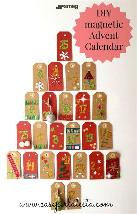 Calendari Dell Avvento Calendario Dell Avvento Fai Da Te Diy Advent Calendar