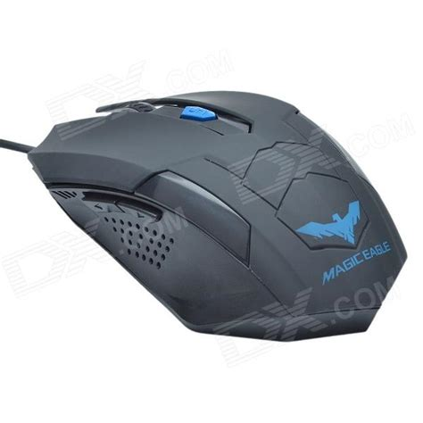 Standart Mouse Gaming havit hv ms691 standard edition magic eagle usb wired optical gaming mouse black 163cm cable