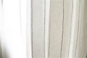 White Linen Curtains Ikea Black And White And Sheer All Chris