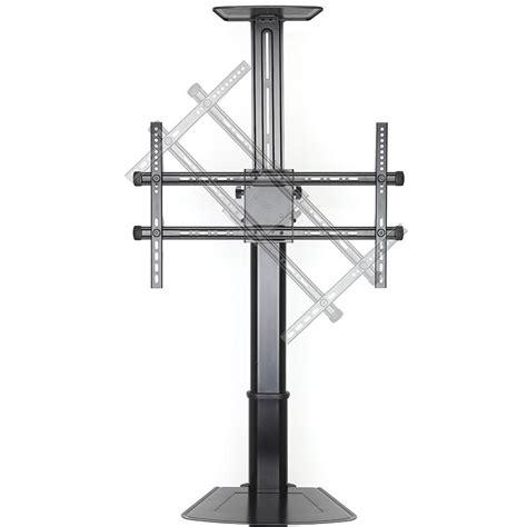 supporto tv da pavimento fn5000 supporto tv da pavimento con ruote per tv lcd e