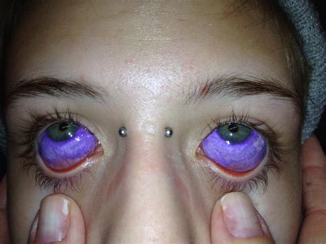 eyeball tattoo new trend eyeball tattoo beware of the new trend from usa micro