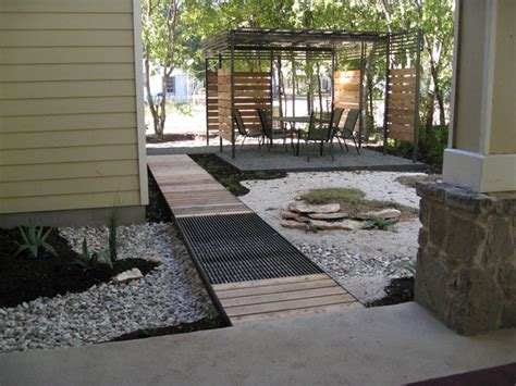 small modern backyard small backyard oasis contemporary landscape austin
