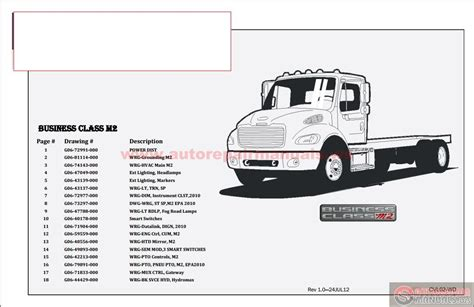 freightliner wiring diagrams for m2 35 wiring diagram