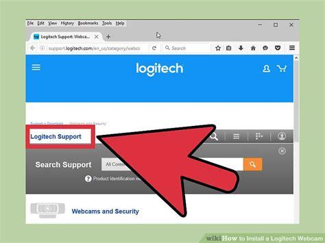 logitech installation 3 ways to install a logitech wikihow