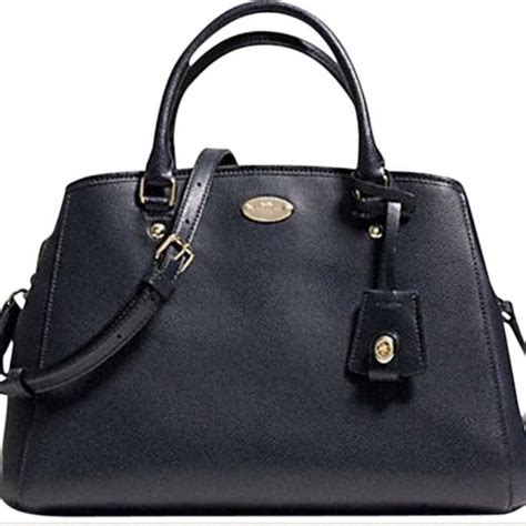 Coach Navy Blue Crossbody 69 coach handbags sale coach margot navy blue