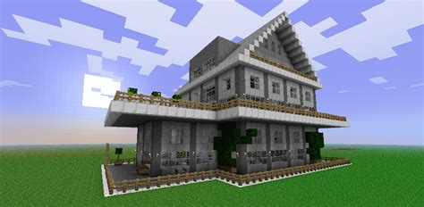 Two Bedroom Home by Cool House With Basement Minecraft Project
