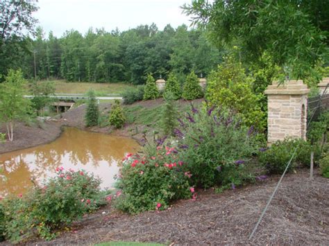 peachtree landscape and irrigation design bild