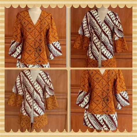Tunik Black Batik 293 best images about klambi batik on day