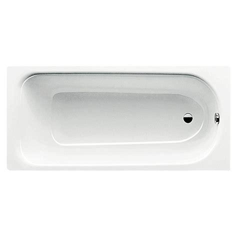 badewannen bauhaus kaldewei stahl badewanne saniform plus 160 x 70 cm