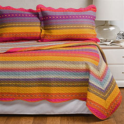 Melange Home Quilt melange home sedona quilt set save 34